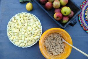 Apfelkuchen Anleitung
