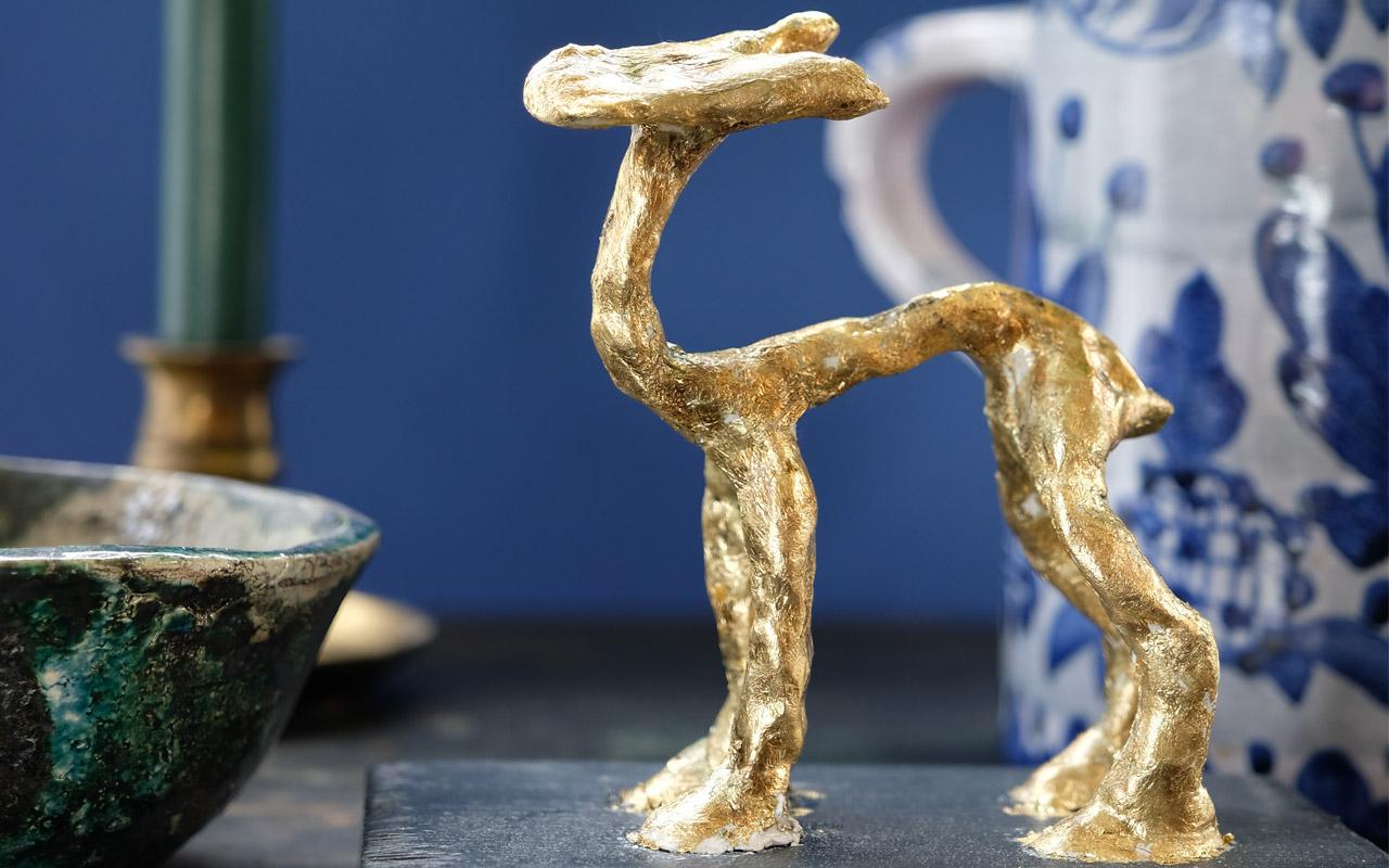 tierskulptur reh