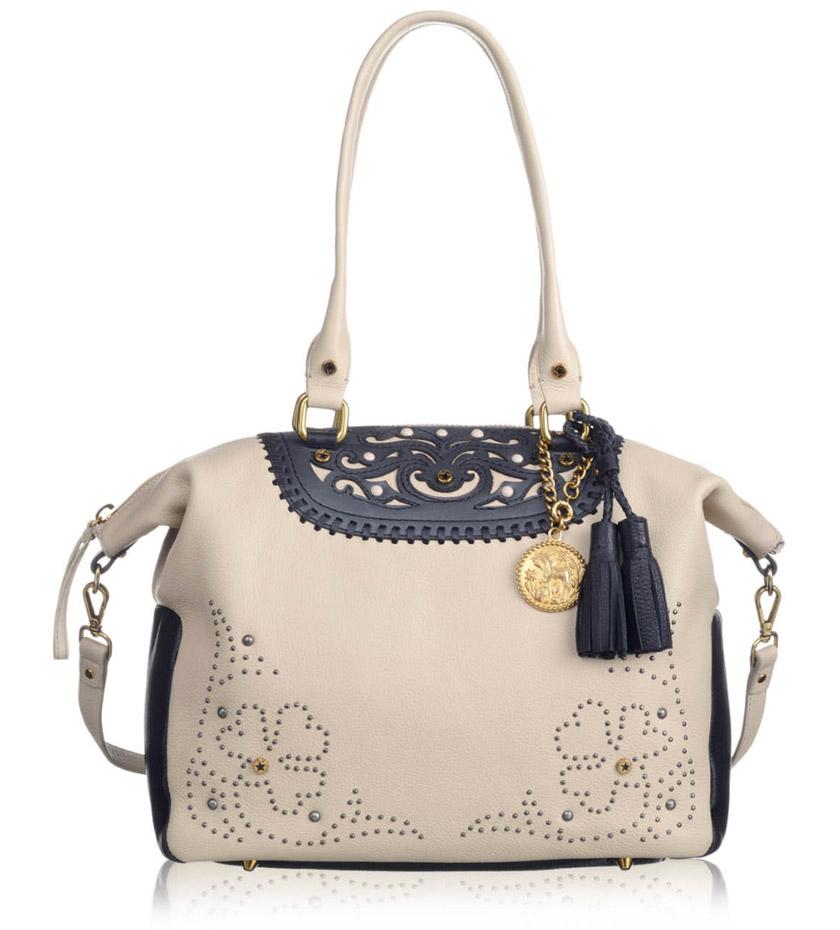 Handtaschen-Amazone-Studs-Clay
