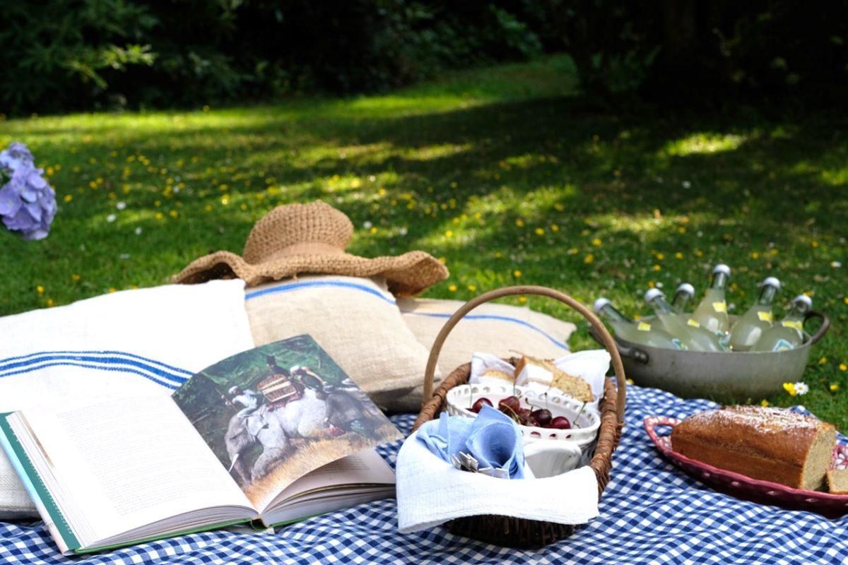 """Picknickideen mit Buchempfehlung """"IN 80 Tagen um die Welt"""""""