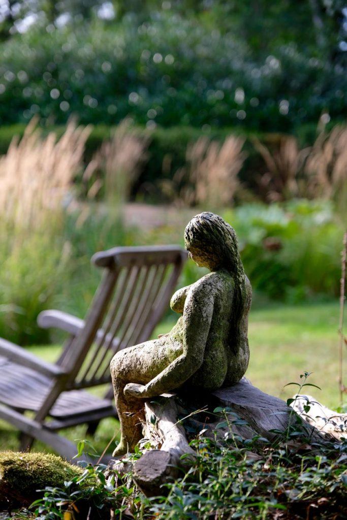 Rapunzel am See, Stanislava Maryskova, Keramik-Künstlerin aus Hamburg