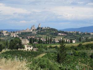 Toskana – ein Ausblick