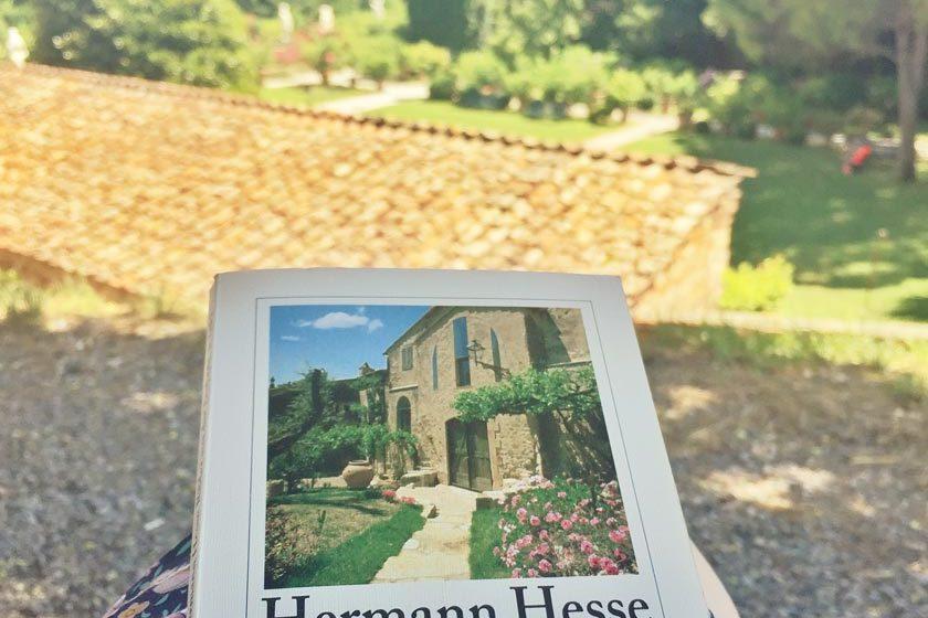 Buchcover Bilder aus der Toskana von Hermann Hesse