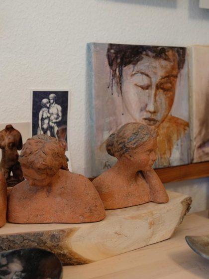 Stanislava Maryskova, Atelier Detail