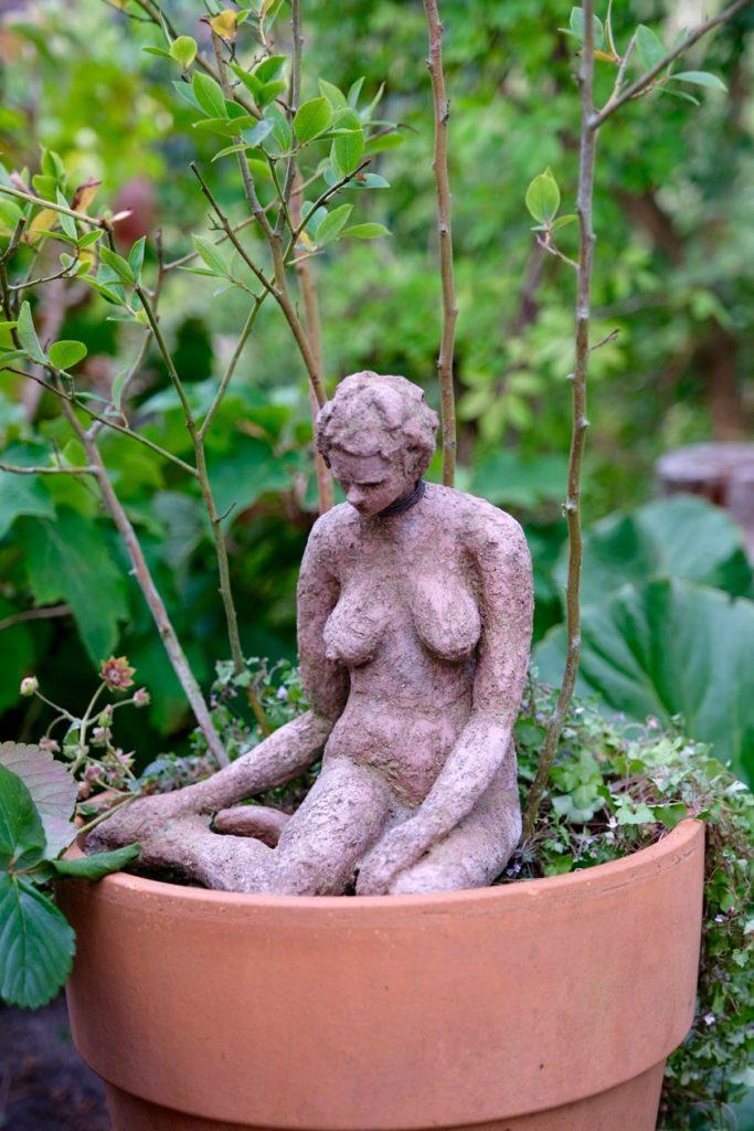 Stanislava Maryskova. Skulptur