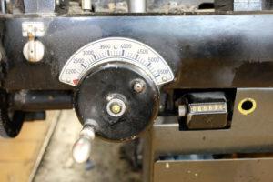 Druckgeschwindigkeit: Anzahl pro Stunde