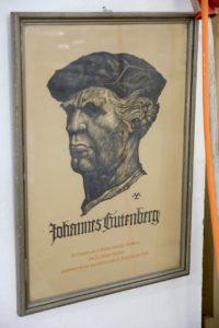 Bild Johannes Gutenberg