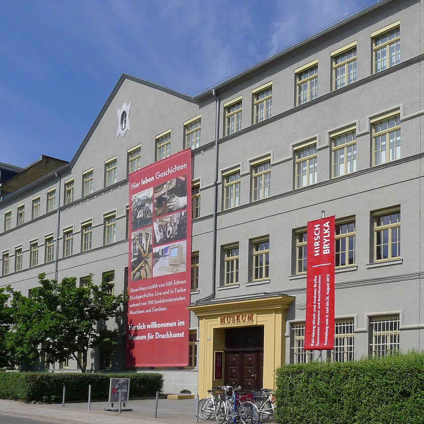 Druckkunst Museum Leipzig