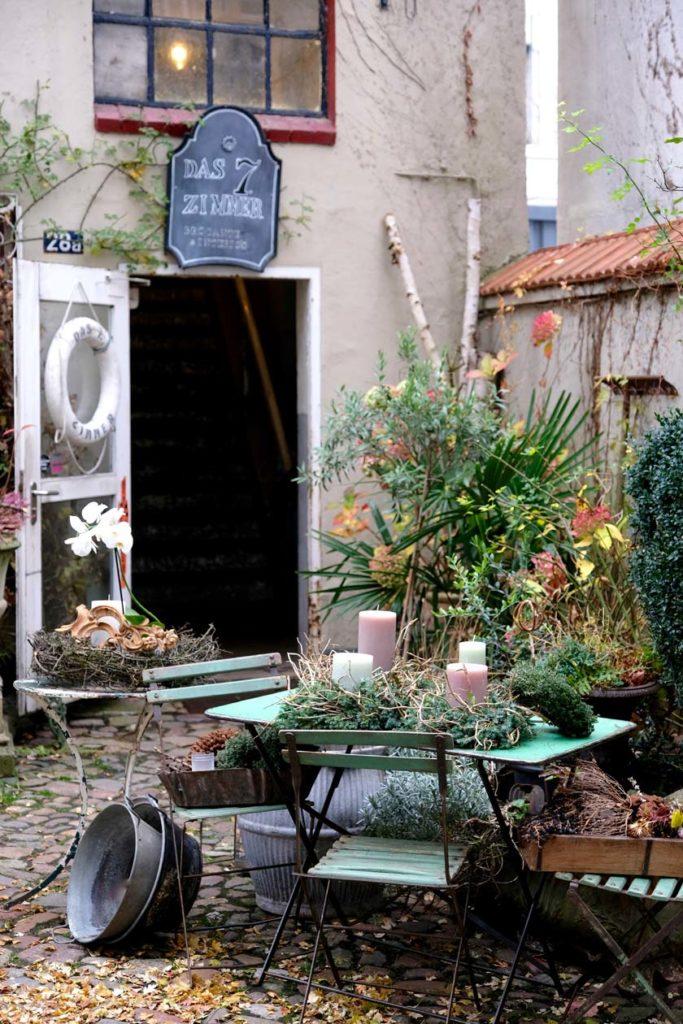 Das 7. Zimmer - französisches Brocante-Flair in Hamburg – ein Porträt