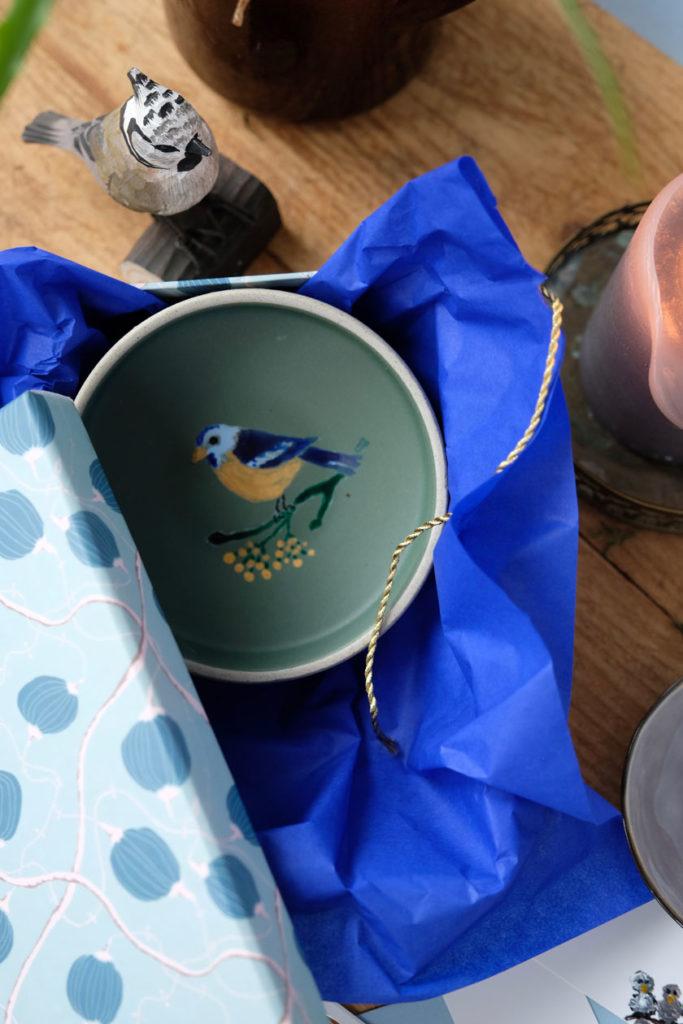 Wintervögel – DIY Geschenke, Grußkarten , Geschenkanhänger und -Papier