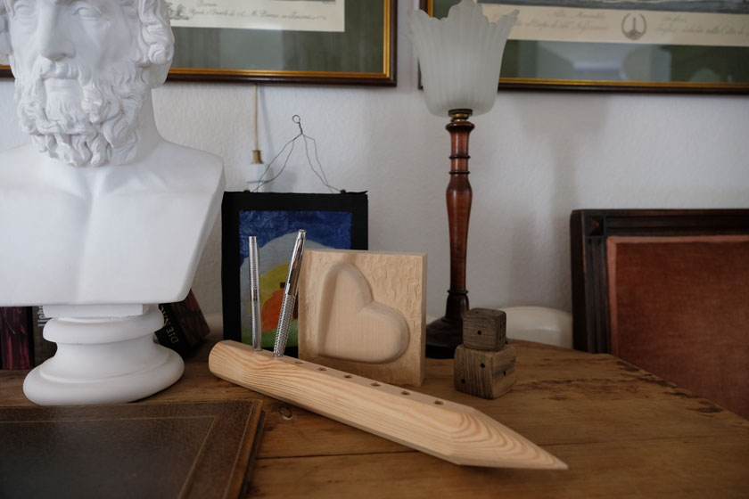 Homestory – Lebe lieber einzigartig. Ein Plädoyer für Handwirklichkeit, Nachhaltigkeit und Möbel mit Geschichte.