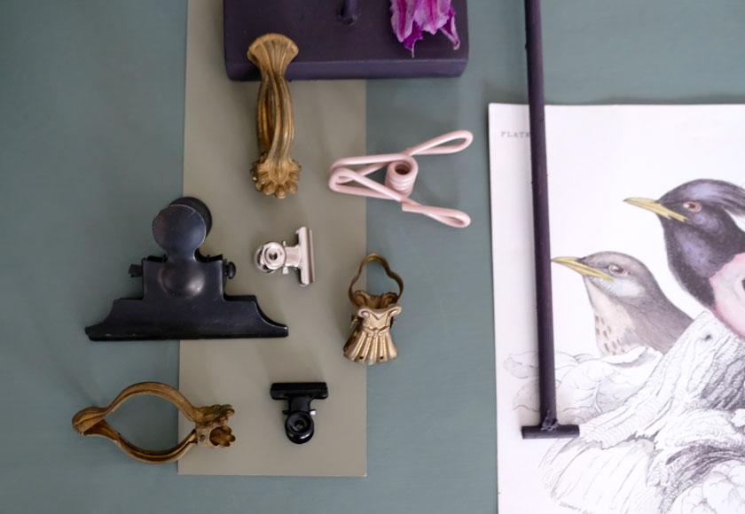 DIY: Bilderstative. Toll für die Inszenierung von Bildern, Schriftstücken, Notenblättern und vielem mehr.