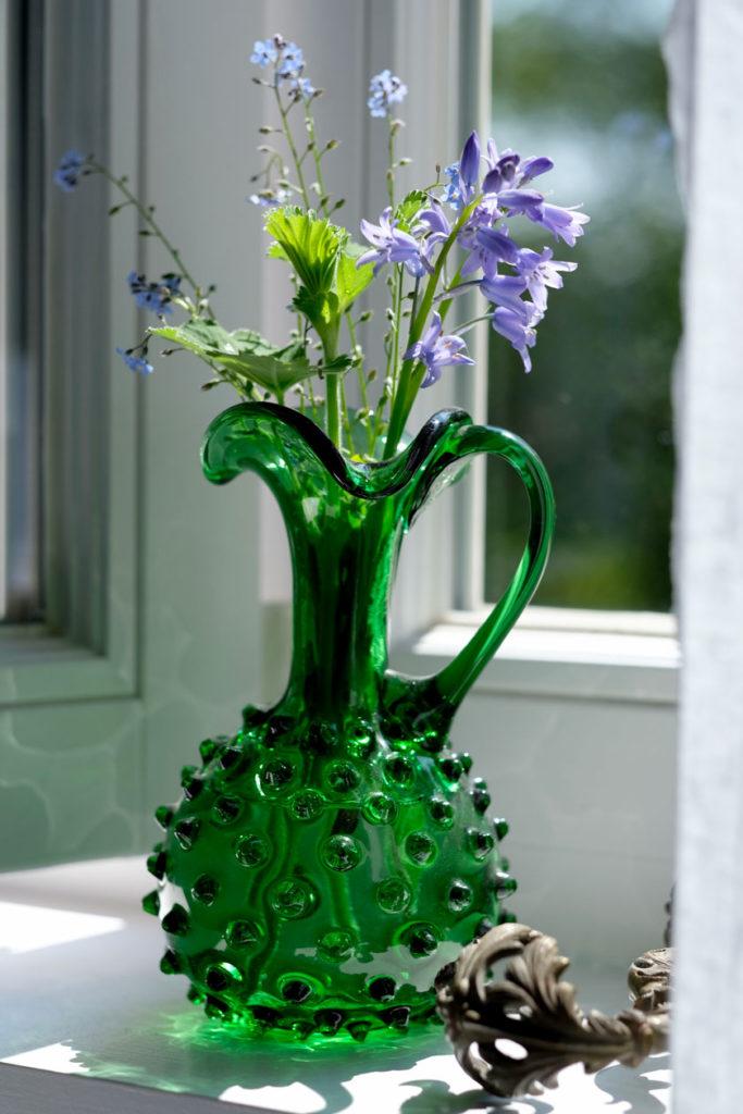 Farbinspiration - Blumen aus dem Garten passen zum Farbschema