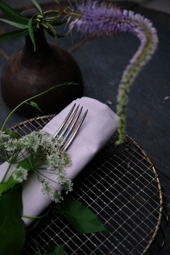 Giersch - dekorativ und essbar