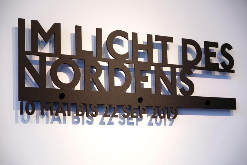 Vilhelm Hammershøi – Austellung in der Hamburger Kunsthalle 2019