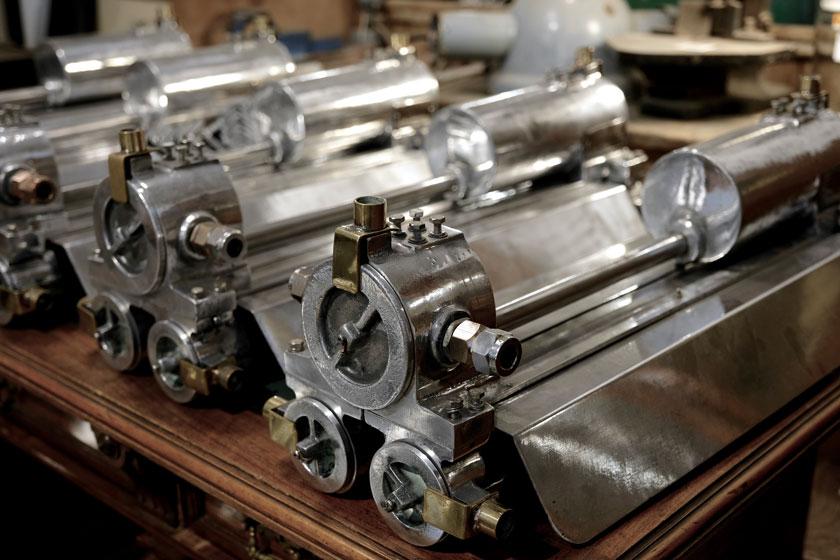 Industrieleuchten – aufgearbeitet von flat no.6