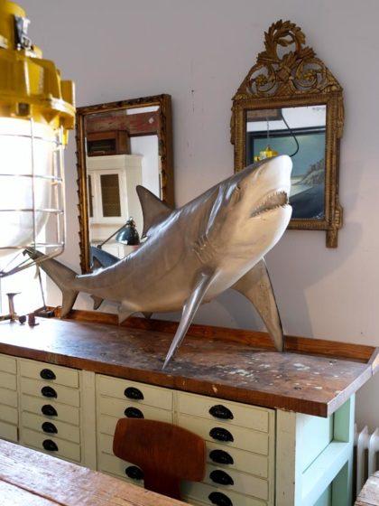 flat six - eine Schatzkammer für Vintage- und Antiquitätenfans