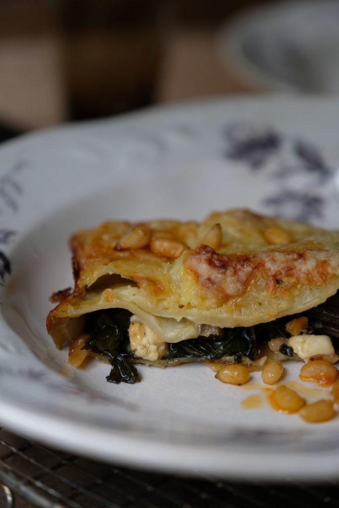 Mangold-Lasagne