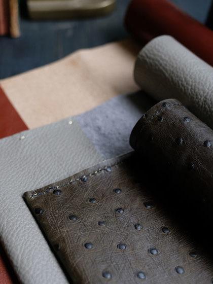 Buchhüllen aus Leder – DIY