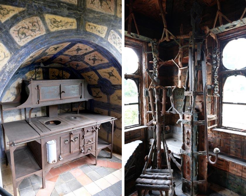 Küche im Junkerhaus in Lemgo