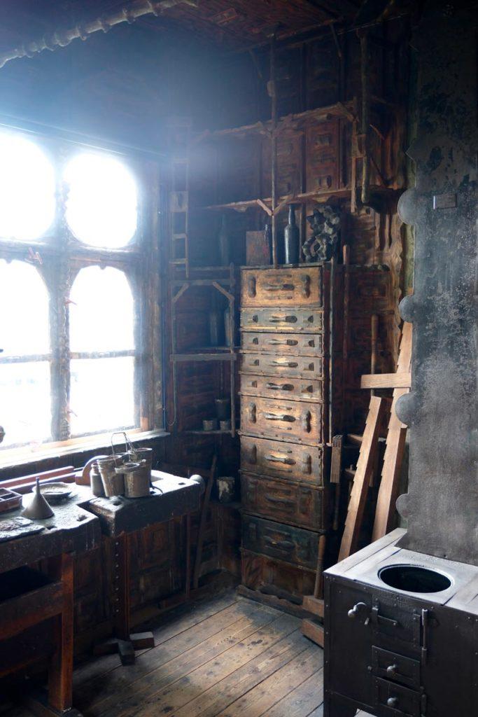 Werkstatt im Junkerhaus Lemgo