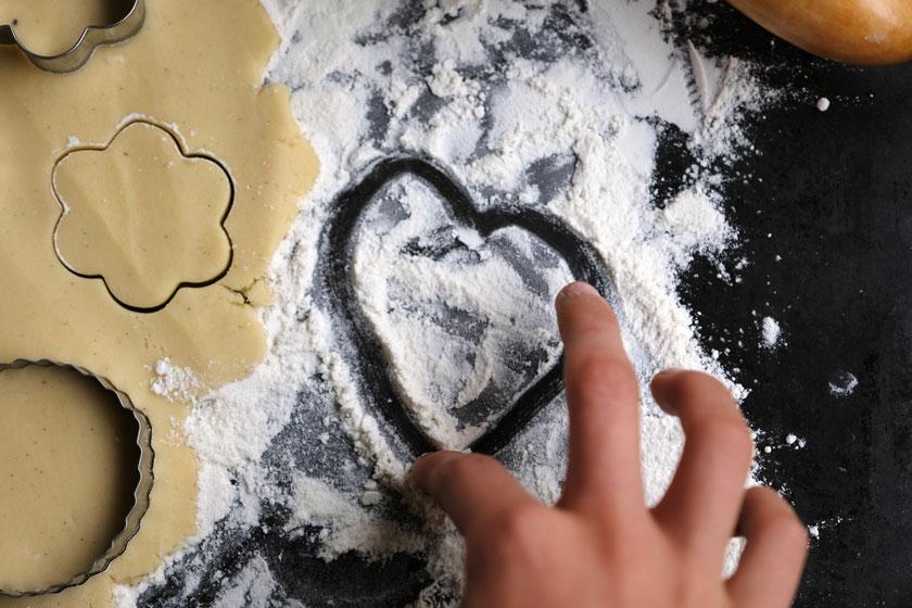 Kekse - ein süßes Mitbringsel
