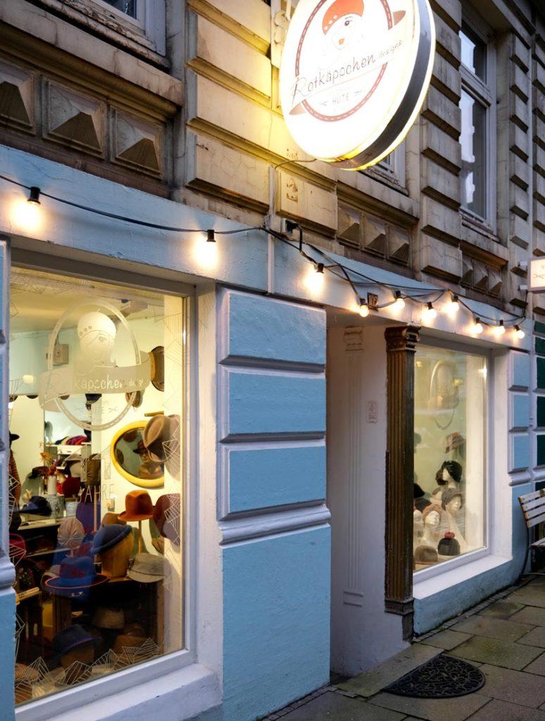 Hut-Atelier von Ulla Machalett