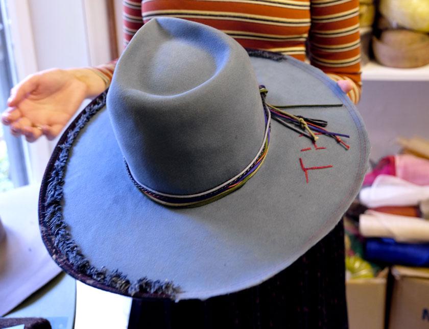 Der Hut – ein ständiger Begleiter