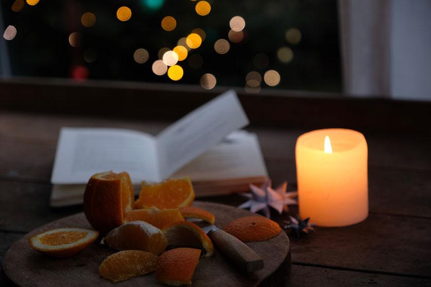 Vorlesen an Weihnachten