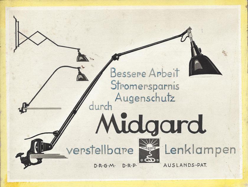 Midgard Prospekt von 1925