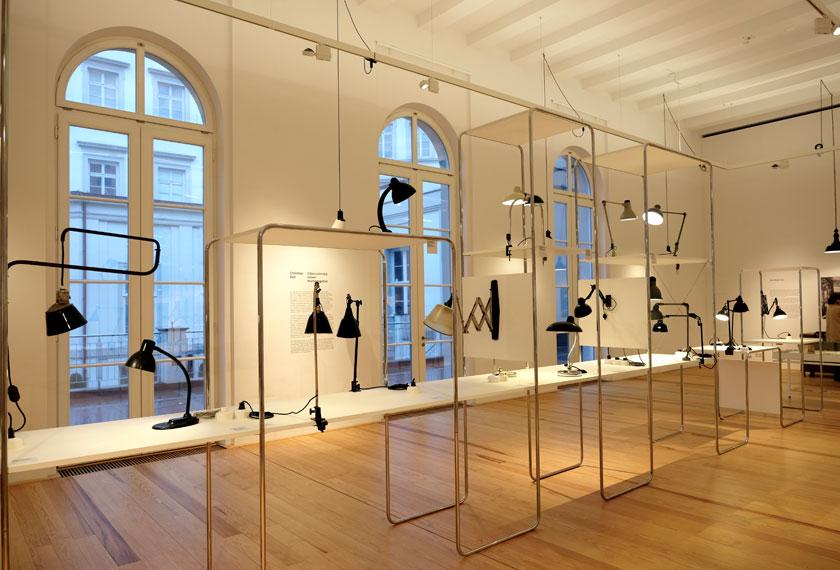 100 Jahre lenkbares Licht – Ausstellung im Museum für Kunst und Gewerbe, Hamburg