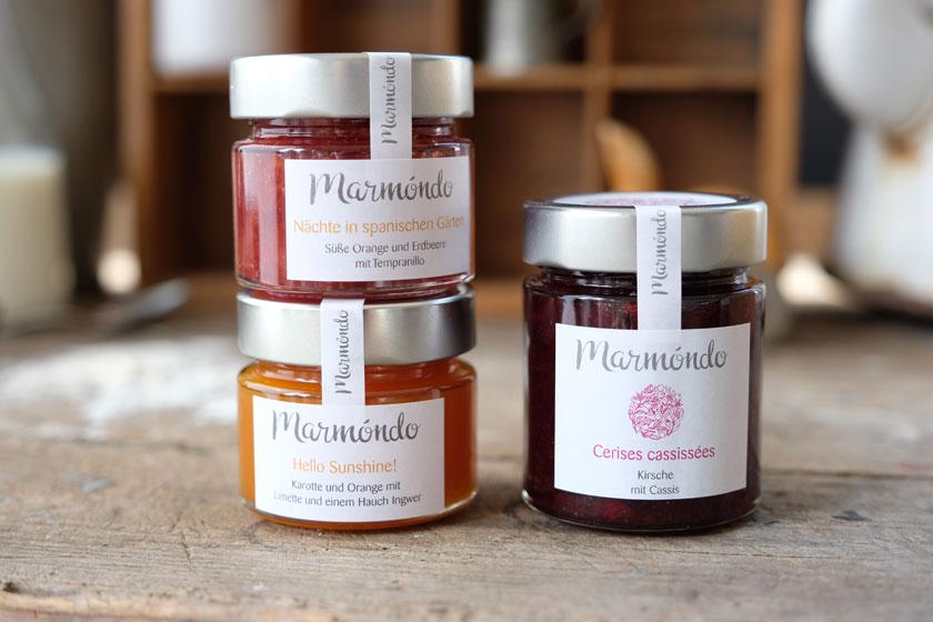 Marmóndo – die außergewöhnlichen Marmeladenkompositionen schmecken wie selbstgemacht,