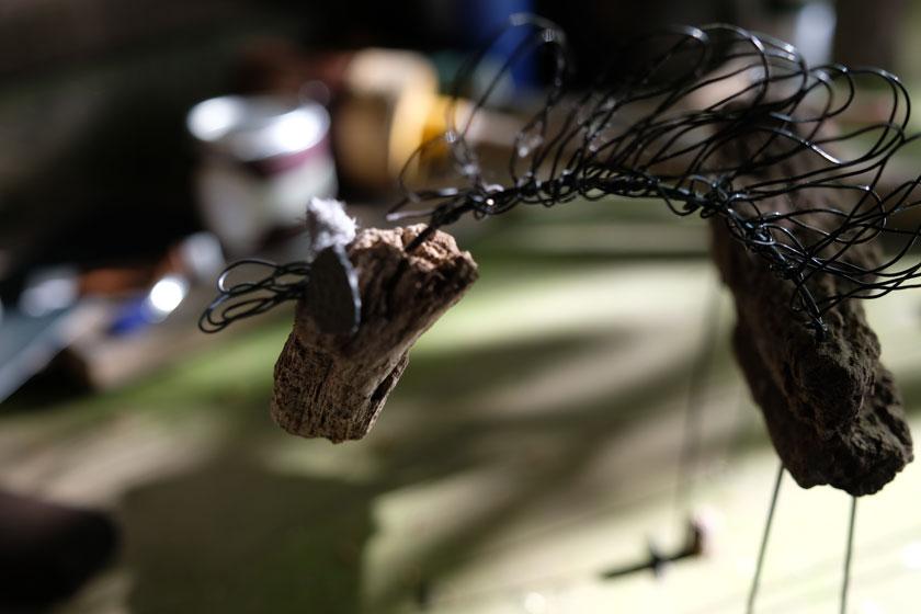 Das Waldpferdchen. Ein DIY