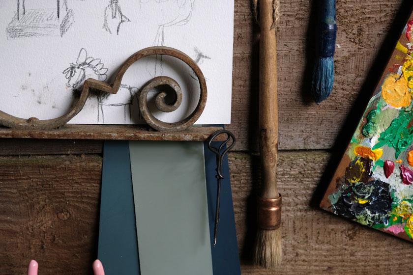 Ab in die Werkstatt für ein Skulpturen-DIY