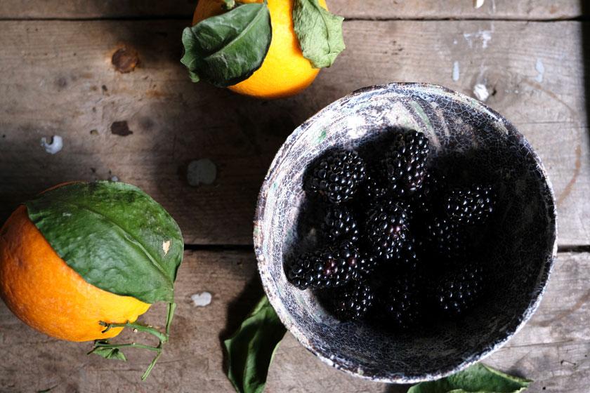Windbeutel: Orangenabrieb gibt den Früchten das gewisse Etwas