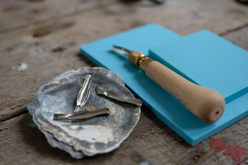 DIY-Buchbinden: Seiten für Gedankenfischer