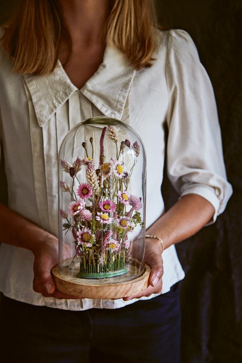 """""""Trockenblumen"""" –ein Buch von Bex Partridge."""