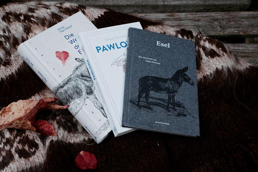 Esel – Buchtipps für Eselfreunde und die, die es werden wollen