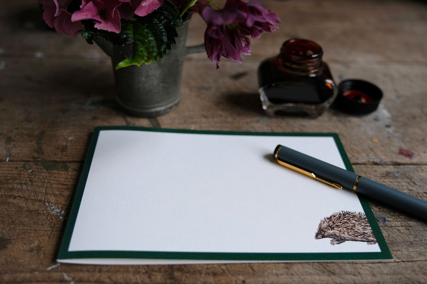 Grußkarten handschriftlich zu etwas ganz Persönlichem machen.
