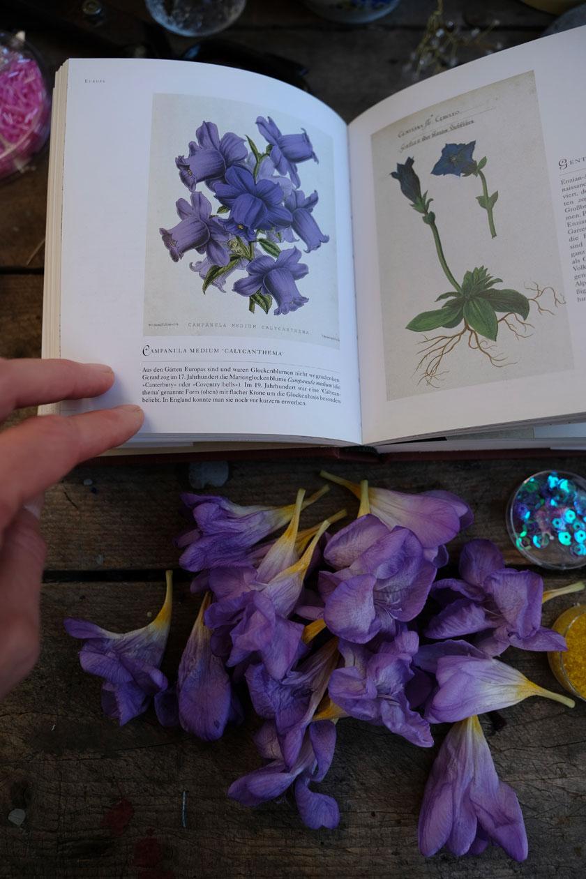 Blumen inspirieren zu kreativen DIY-Projekten