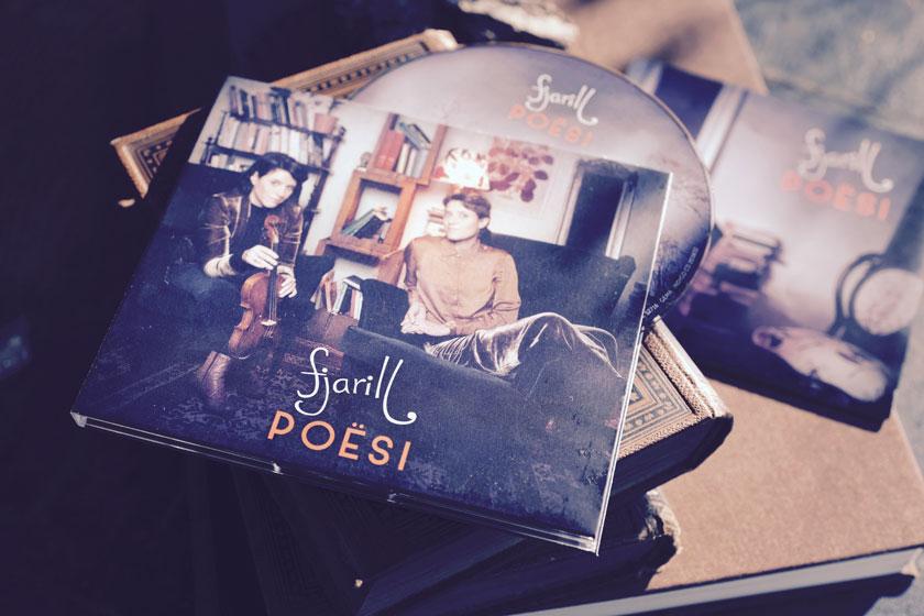 Fjarill – das neue Album POËSI